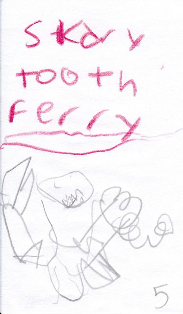 Scary Tooth Fairy