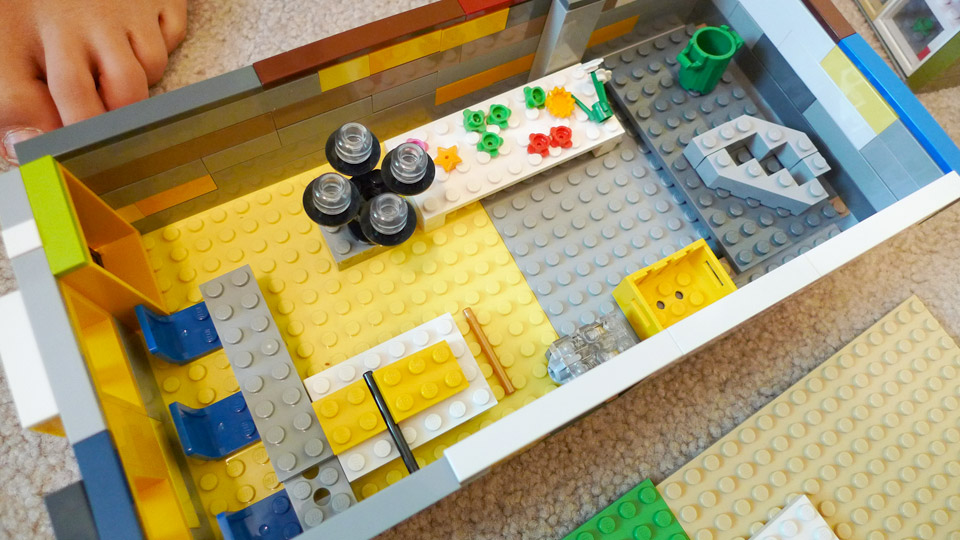 lego kitchen stadium