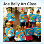 Mr. Bally Art Class Brochure