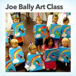 Mr. Bally Art Class Brochure