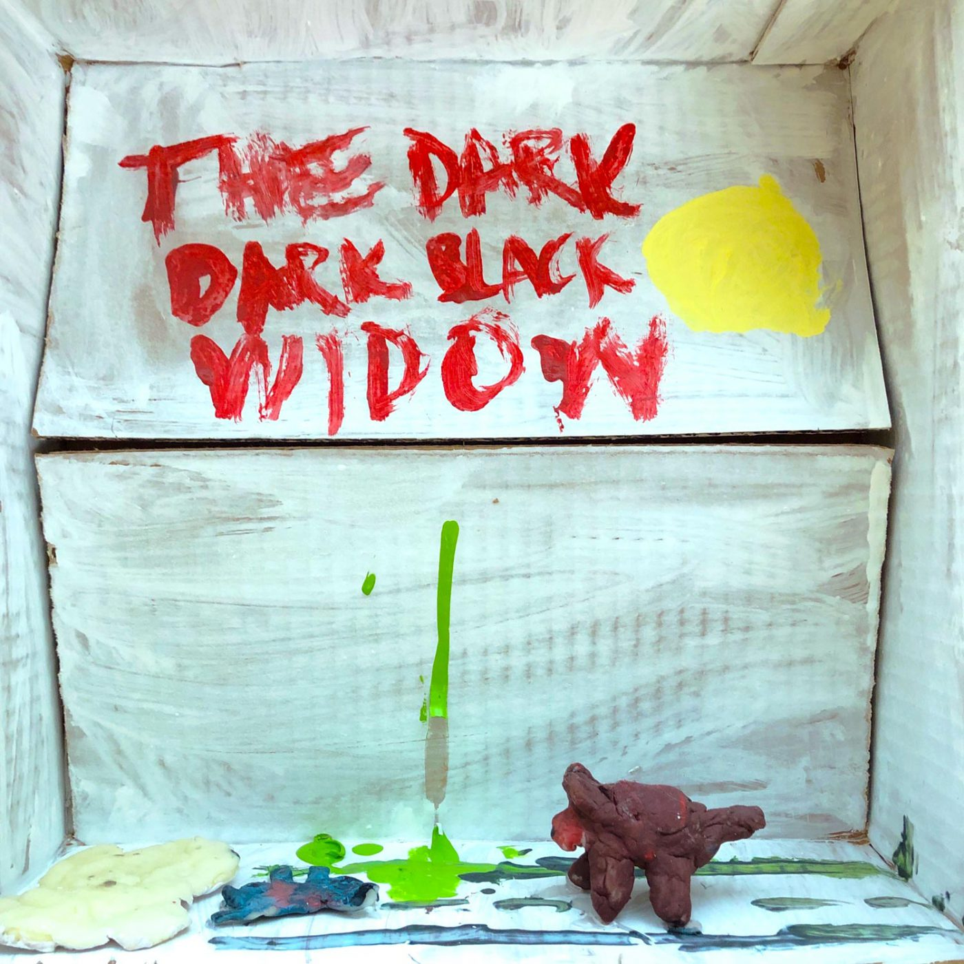 The dark dark black widow (Mar 14, 2019)