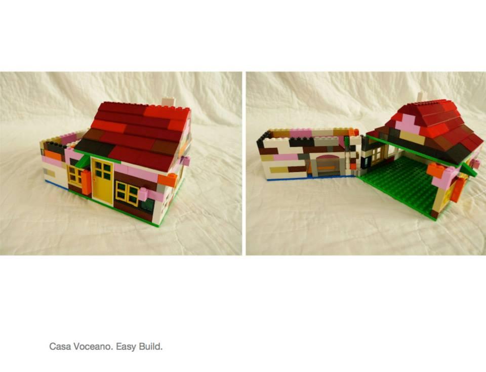 Casa Voceano (Easy Build).